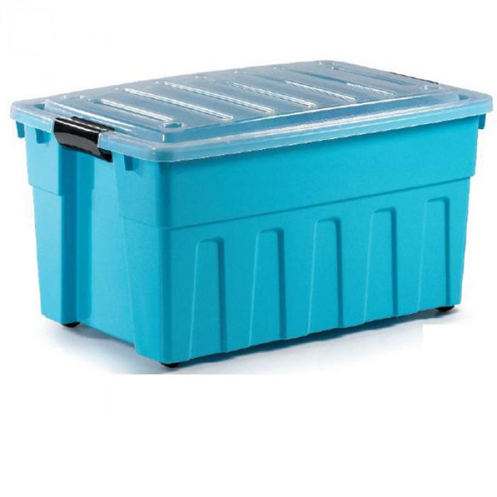 Кутия за съхранение с капак 35L