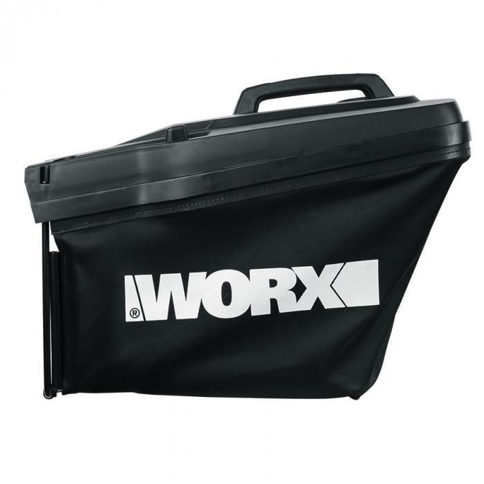 Акумулаторна косачка Worx WG778E.9 40V + батерии и зарядно