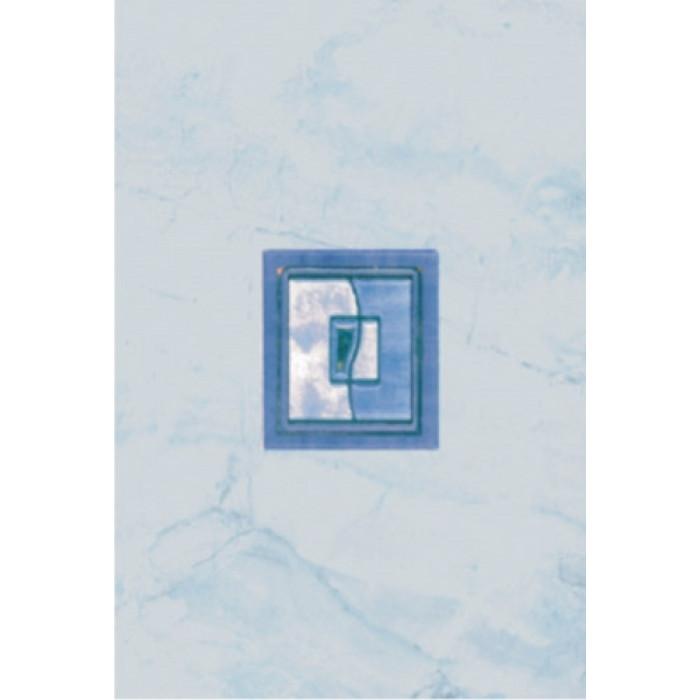 Плочки за стенна декорация 200 x 300 Сара лукс сини