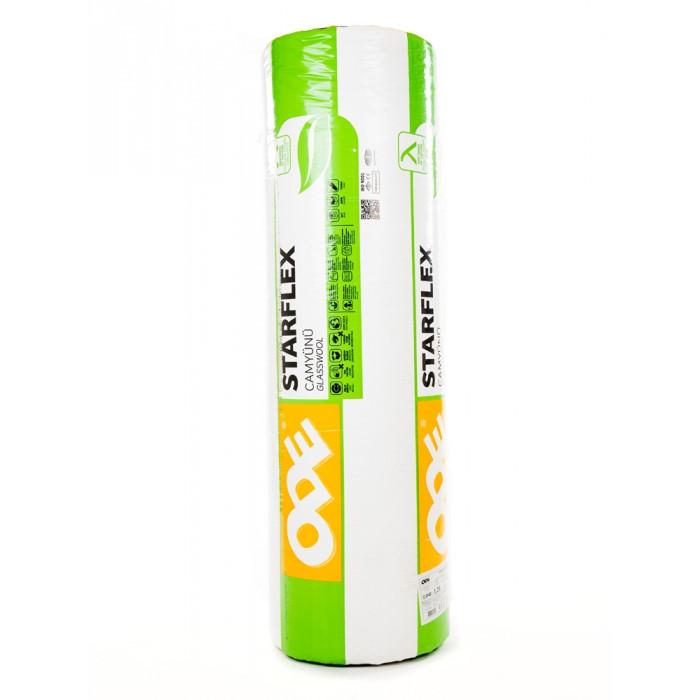 Минерална вата алуминиево фолио ODE D-12 50/1200/15000 18м2