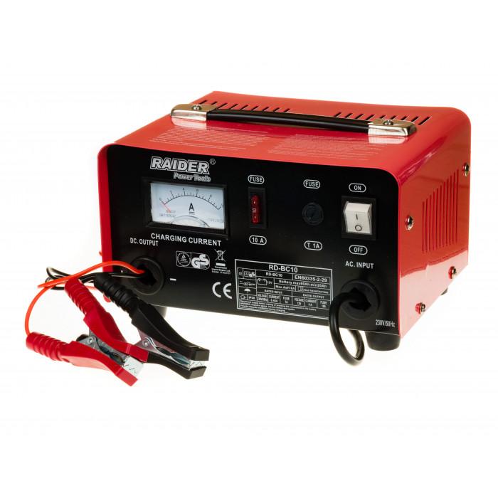 Зарядно за акумулатор 12V