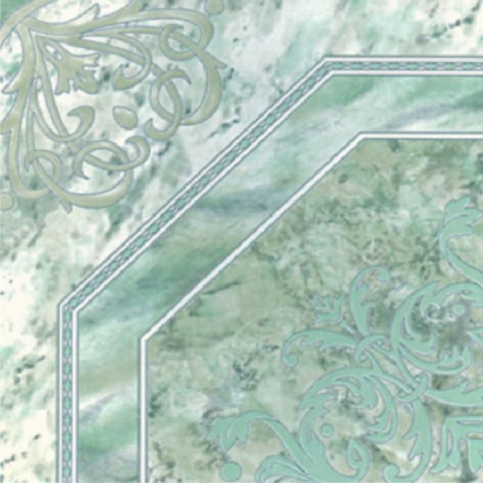 Теракот 333x333 Делта зелен
