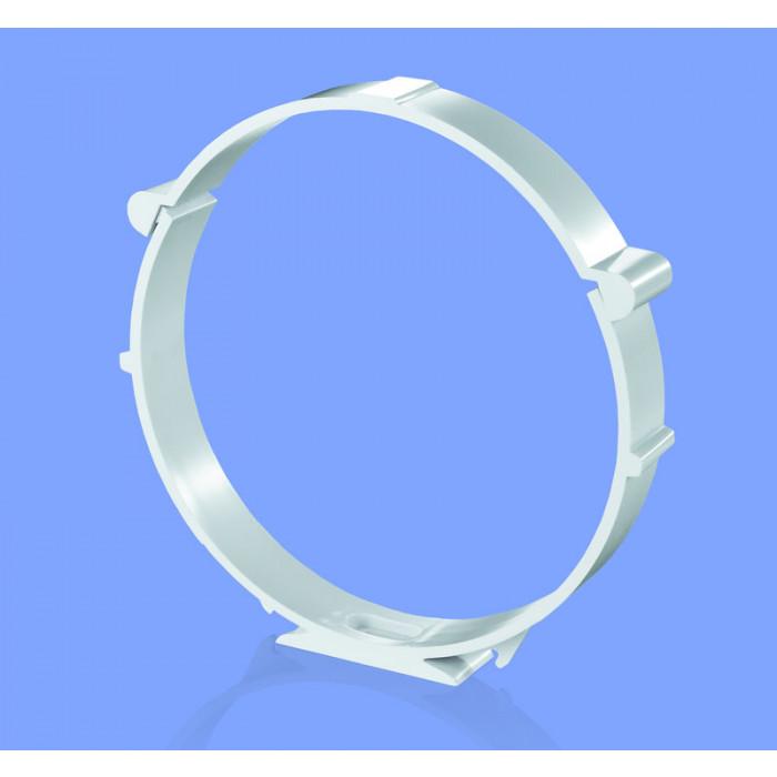 Скоба за PVC въздуховод Vents 36 / 153x163x20мм