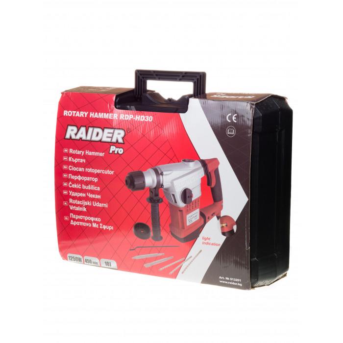 Къртач Raider RDP-HD30 1250W