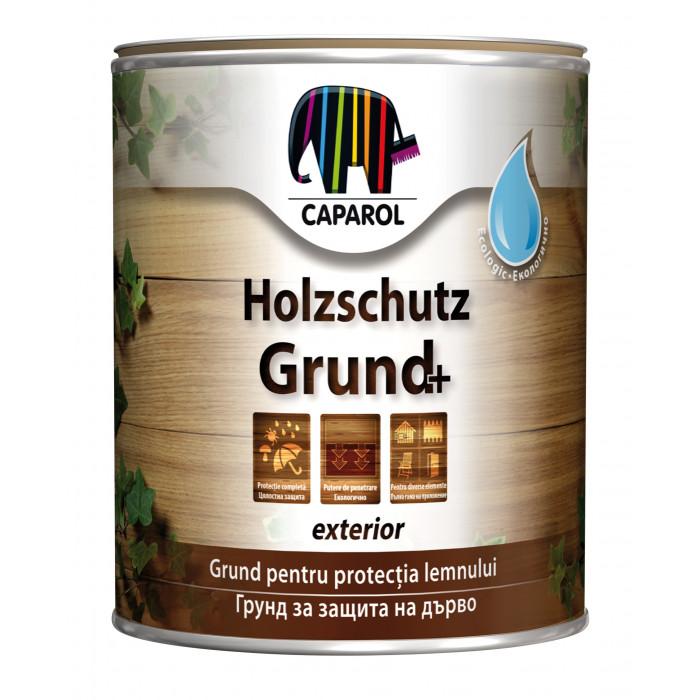 Безцветен грунд за дърво Caparol Holzschutz Grund 0.75 l