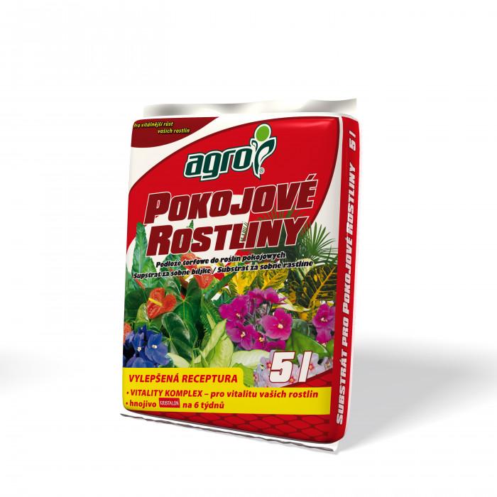 Субстрат за стайни растения 5л