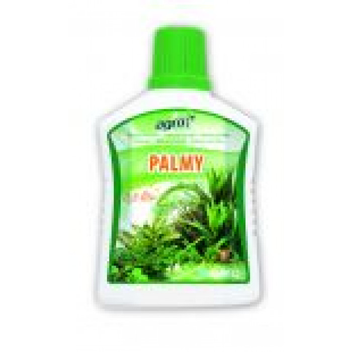 Течен тор за палми и зелени растения 0.5л
