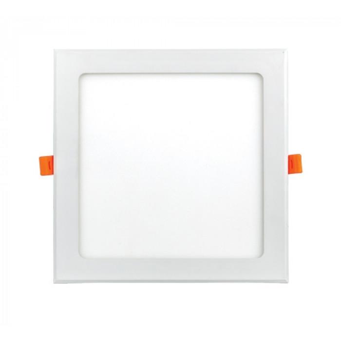 LED панел за вграждане квадрат 6W / 4000K неутрална светлина