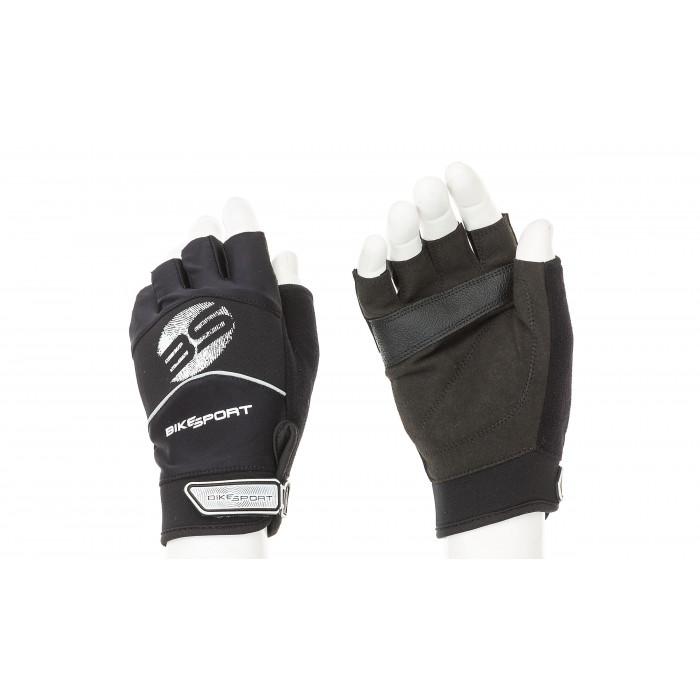 Мъжки ръкавици за велосипед GLM-650-L White