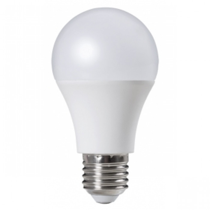 LED крушка UltraLux E27 12W топла светлина