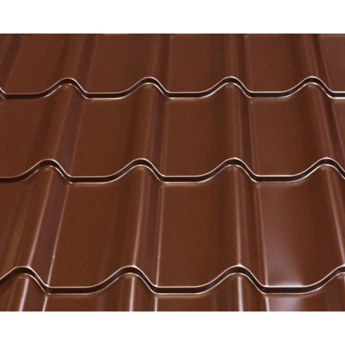 Метален покрив Classic Eco 1.20м х 1.50м х 0.40mm