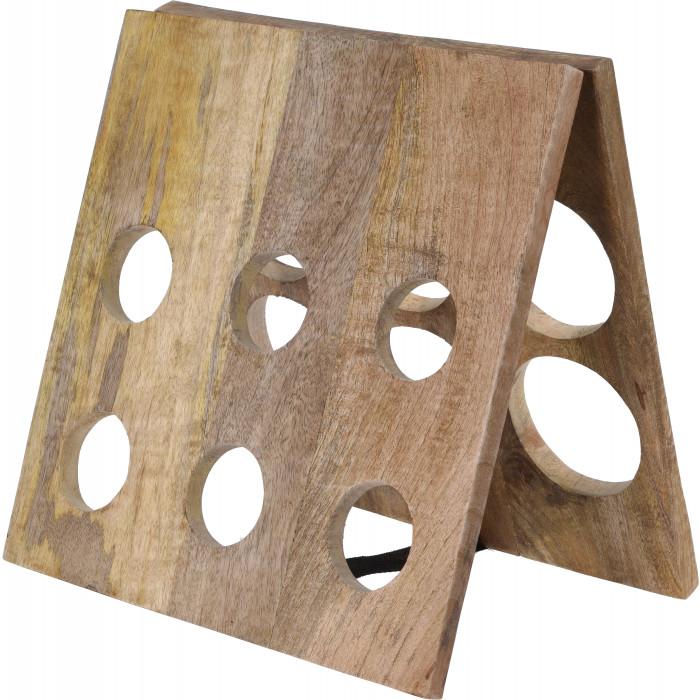 Дървена поставка за вино A54410550