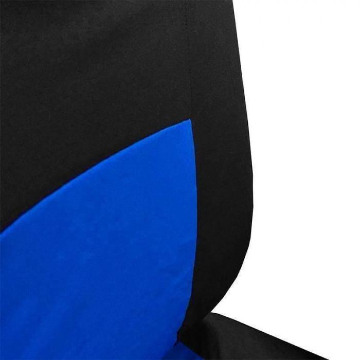 Комплект полиестерни калъфи за автомобилни седалки Ro Group / 9 части