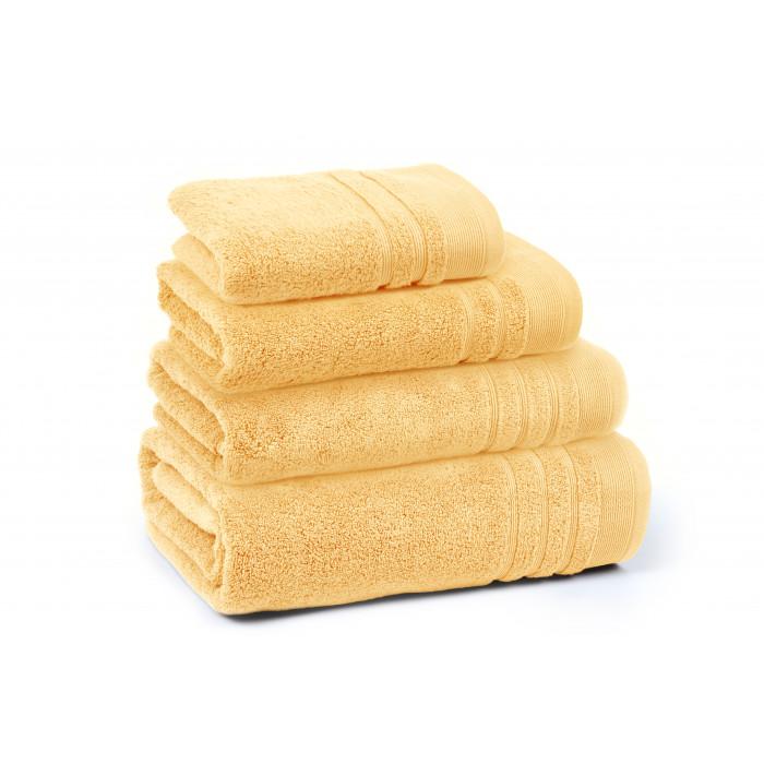Хавлиена кърпа Монте Карло 30/50 жълта 2 броя