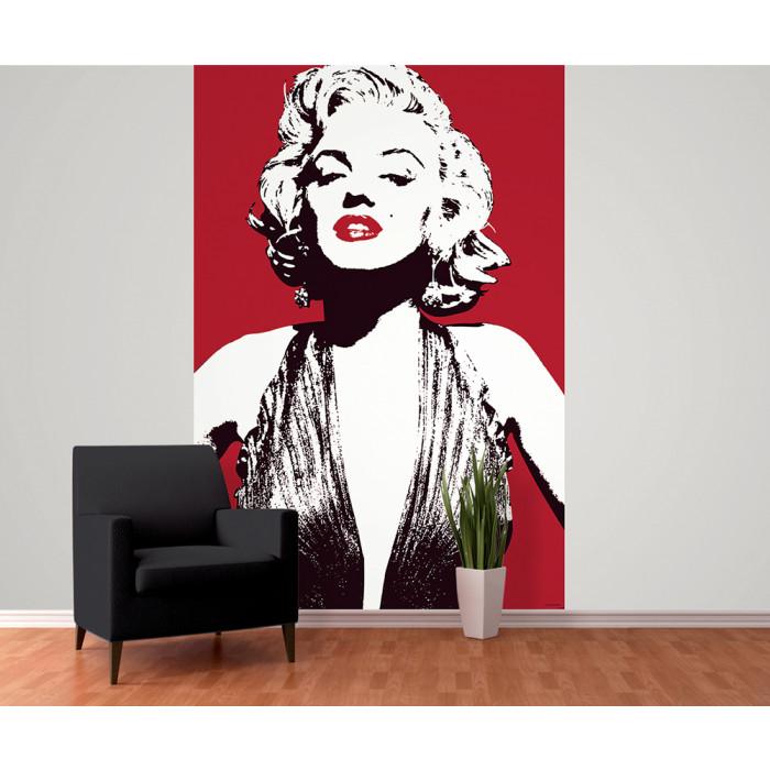 Фототапет на хартиена основа Marilyn-l-001 2 части 158x232cm