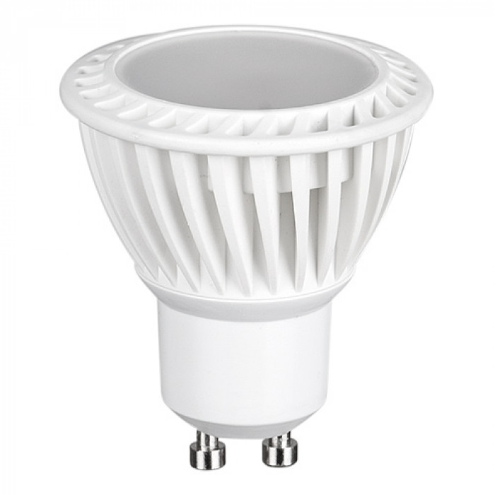 LED крушка UltraLux GU10 4W 2700K