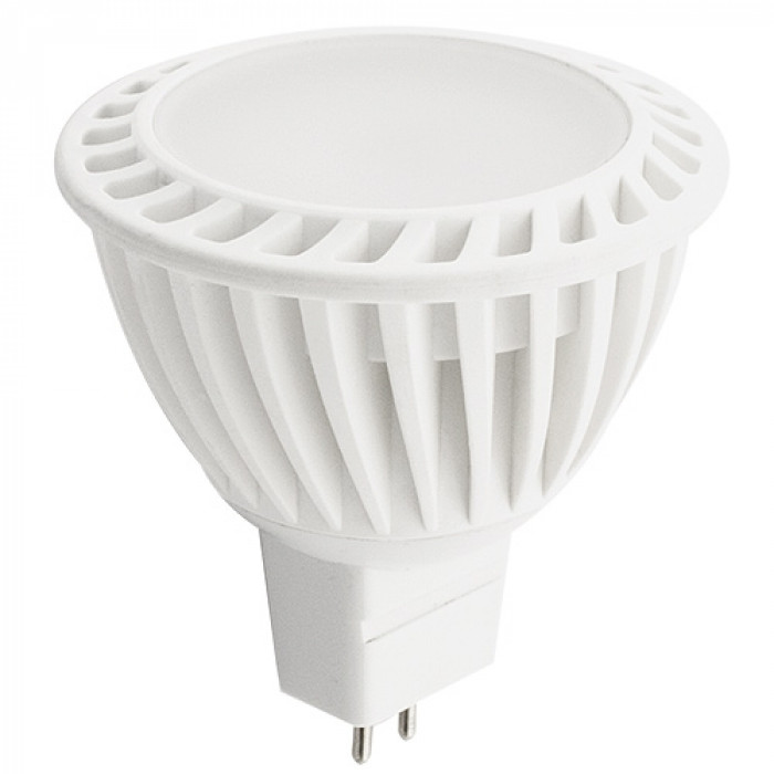 LED луничка 4W MR16 12V AC/DC неутрална светлина