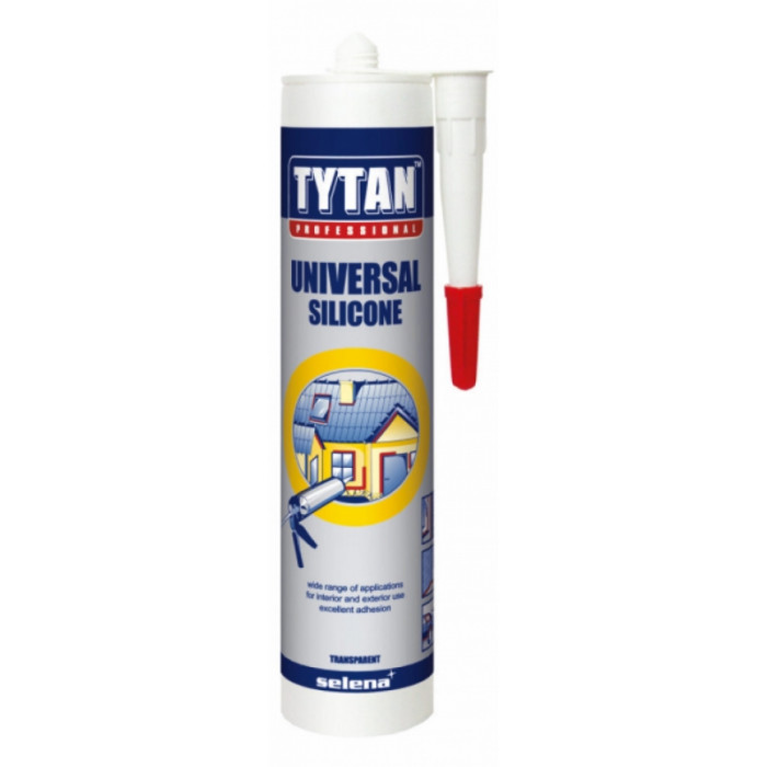 Универсален силикон Tytan Professional кафяв 280мл