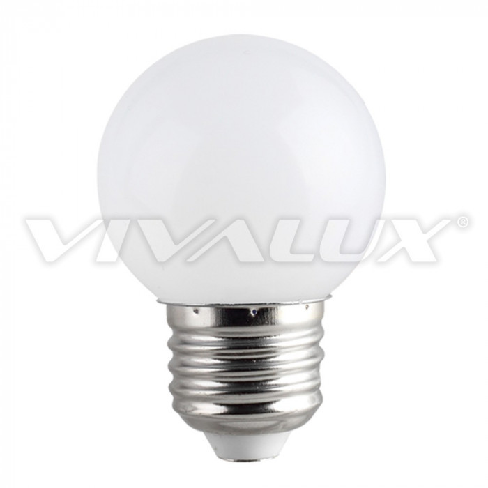 LED крушка Vivalux E27 1W 6400K