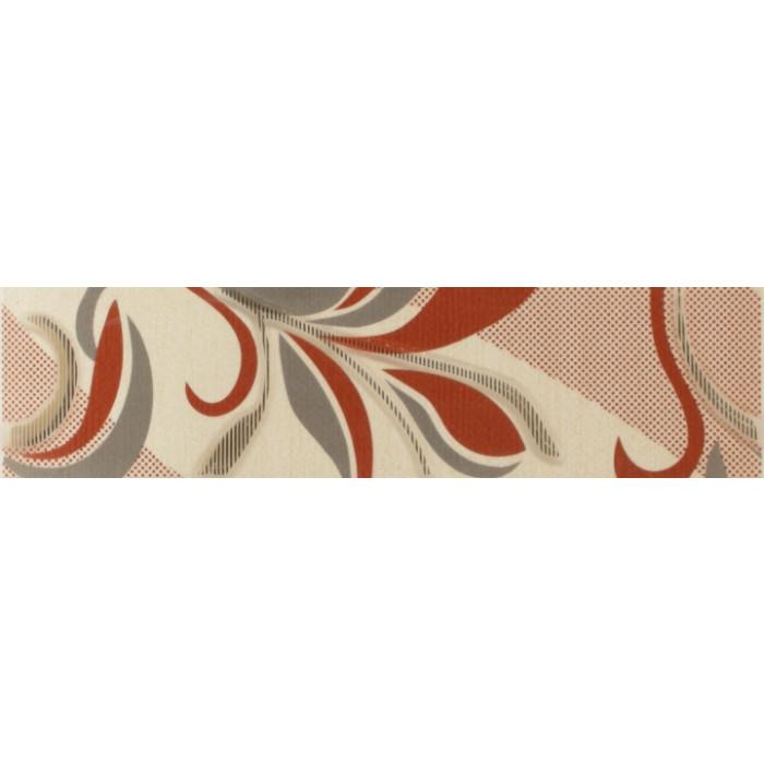 Плочки за стенна декорация / фриз 60 x 250 Царин лукс червени