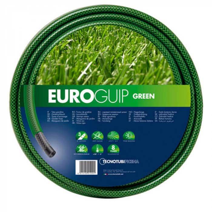 Градински маркуч Еuro Guip Green 19 мм / 25 м