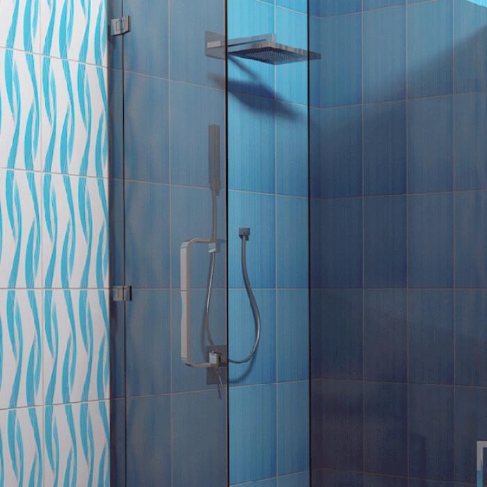Стенни фаянсови плочки 250 x 400 Амира сини