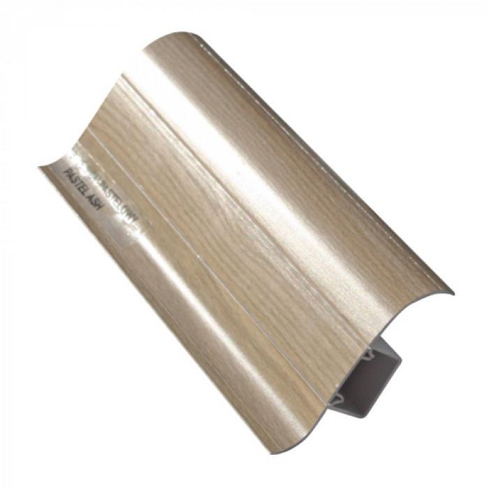 PVC перваз с кабел канал Salag SG56/79 пастелен ясен
