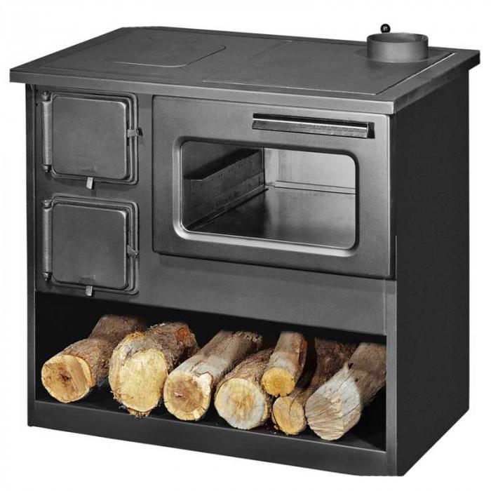 Готварска печка Металургия М без съкло 9.0kW