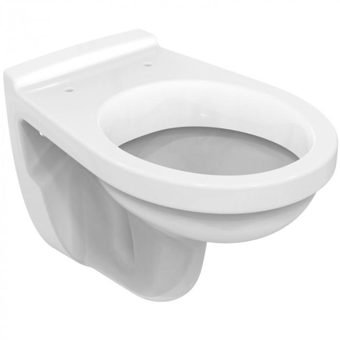 Конзолна висяща тоалетна чиния Видима Сева Фреш