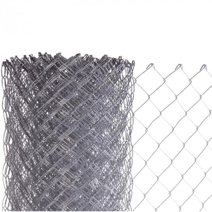 Плетена оградна мрежа 50х50h 1.50mф 1.8mm 10m