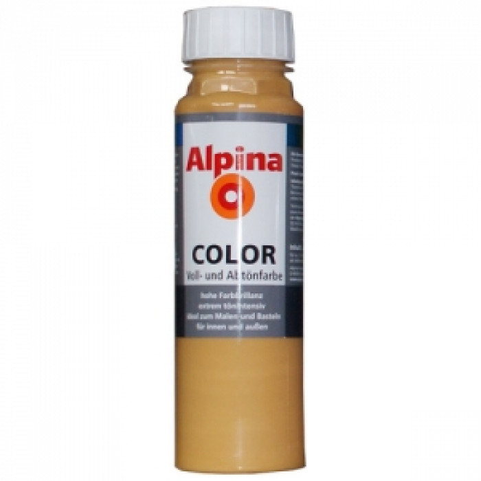 Оцветители за ръчно тониране / Alpina color sahara brown