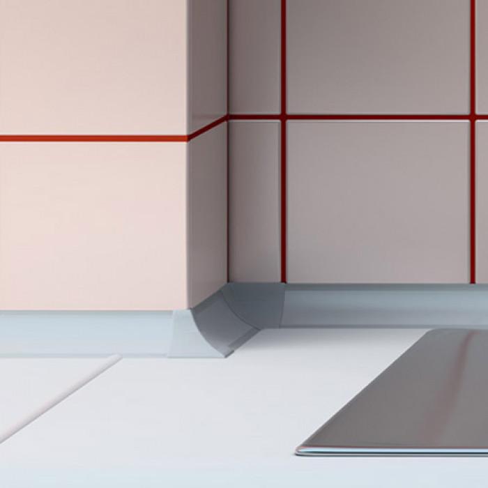 Вътрешен ъгъл за водобранна лайсна Salag бук
