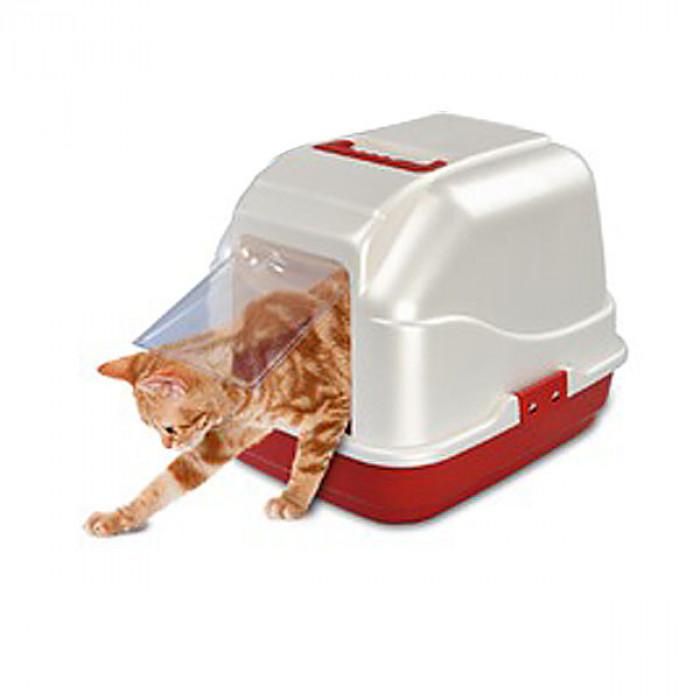 Закрита котешка тоалетна MY CAT IMAC