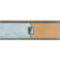 Стенни плочки / фриз 70 x 200 Сара лукс охра
