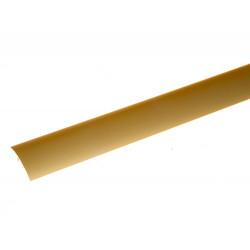 Лайсна преходна 30мм алуминиева - ЗЛАТО 91см. S10