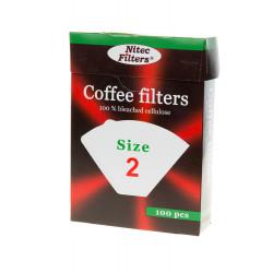 Хартиен филтър за кафе №2