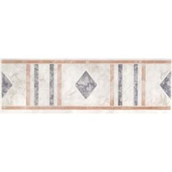 Плочки за стенна декорация / фриз 70 x 250 Каскада комфорт сиви