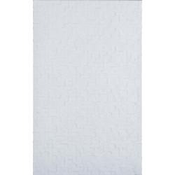 Стенни декоративни плочки 250 x 400 Орион бели