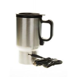 Подгряваща електрическа чаша за автомобил 12V