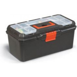 """Куфар за инструменти с органайзер 16"""" Maestro 410x200x180"""
