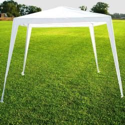 Градинска шатра полиетилен / 2.4х2.4м / бяла TLC003