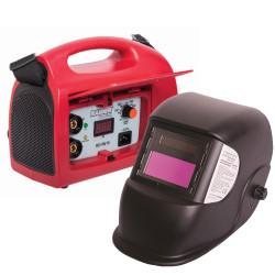 Електрожен инвертор RAIDER RD-IW19 + подарък заваръчен шлем