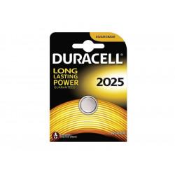 Литиева батерия Duracell CR 2025