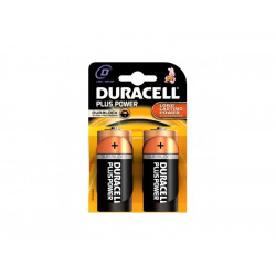 Алкална батерия D LR20 Duracell / 2 броя