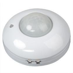 Сензор за движение за външен монтаж, 360°, 6 м, 1200W