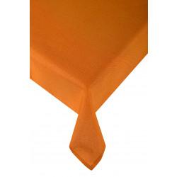 Покривка Карина оранжева 145/180