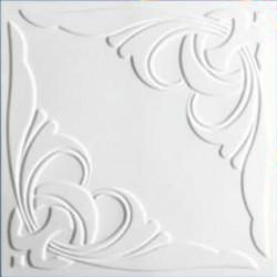 Декоративни плочи за таван C2041 бели