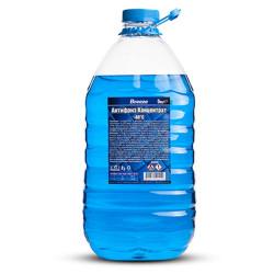 Антифриз концентрат Бриз -60°С 5 кг син