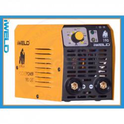 Инверторен електрожен IWELD Gorilla 190 / 180A