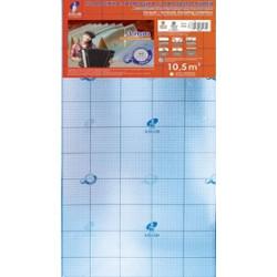 Подложка с алуминиево фолио XPS 3мм